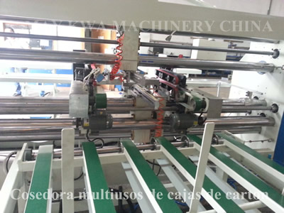 Two Pieces Joint Stitching Machine