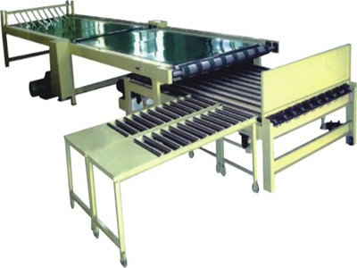 Auto Sheet Delivery Stacker